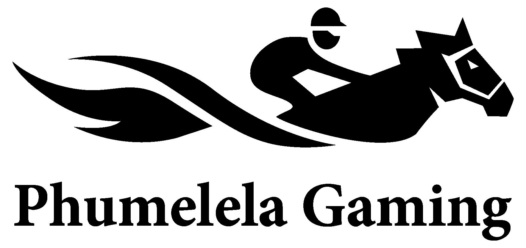Penquin Logos_Phumelela-bw.png