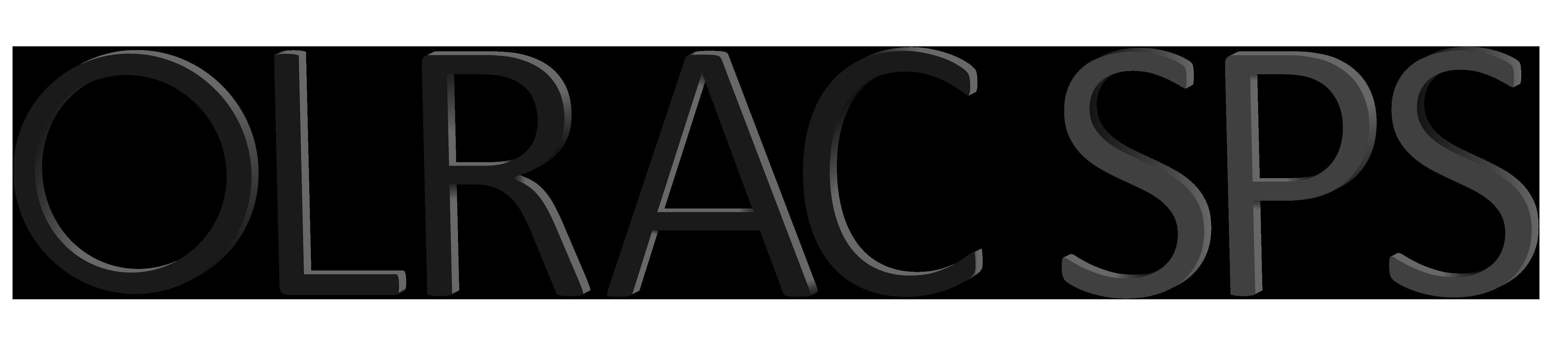 Olrac logo_BW